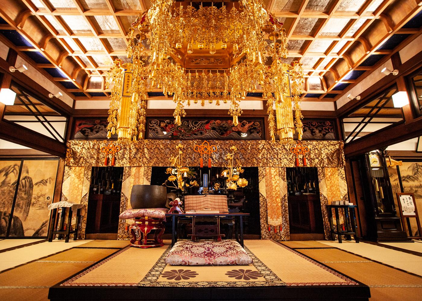 青梅七福神 インバウンド向けウェブサイトの素材撮影