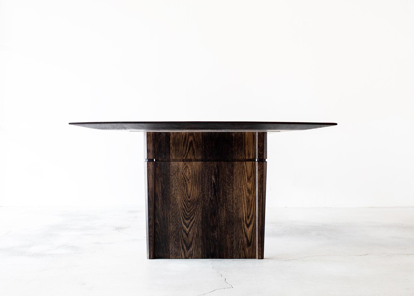 遼有堂様 デザインテーブルの作品撮影